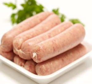 Chicken Nuremberger Sausage