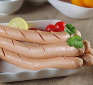 Smoked Chicken Frankfurter